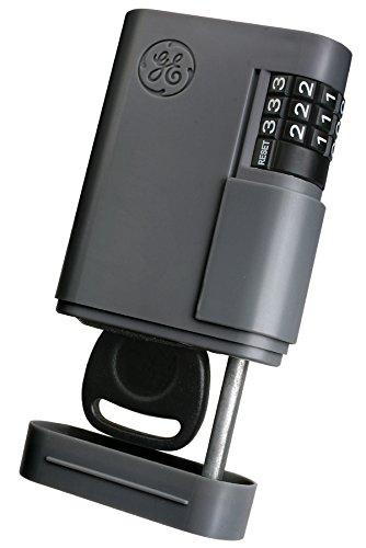 Kidde - Caja guarda llaves de combinació n con imá n Locking Stor-A-Key color gris oscuro