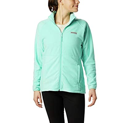 Columbia Women's Basin Trail Fleece Jacket, Full Zip: Clothing