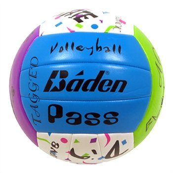 Frases De Baden Matchpoint Tamaño Oficial 5 Acolchada Voleibol