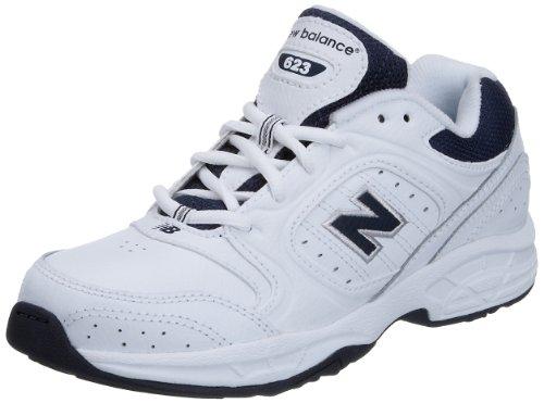 New Balance 623, Botines para Niños Blanco (White/Navy)