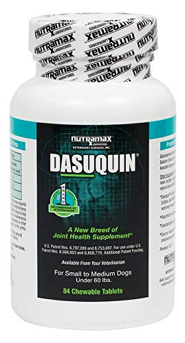 Dasuquin for Small to Medium Dogs, 84-Count