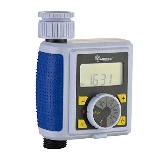 Yardeen Automatic Water Timer Digital Programmable Single Ou