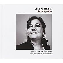 Raices y Alas (CD & Book) by Carmen Linares