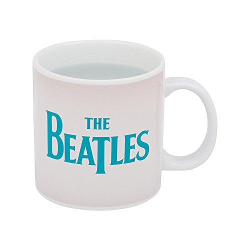 Beatles Mug (Vandor The Beatles Abbey Road 20 Ounce Heat Reactive Ceramic Mug (72162))