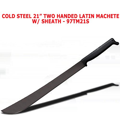 Cold Steel 2 Handed Latin Machete by Cold Steel
