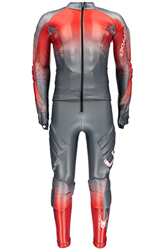 ance GS Race Suit, Polar/Volcano/White, X-Large (Gs Ski Race Suit)