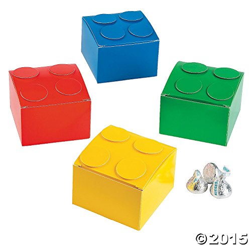 Color Brick Party Building Blocks