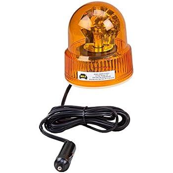 Amazon Com Wolo 3100 A Beacon Light Rotating Emergency