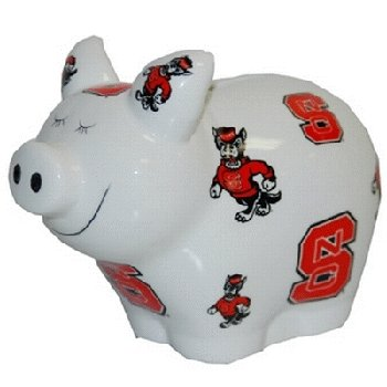 North Carolina State Piggy Bank - 1