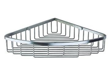 stainless steel shower baskets corner shower basket brushed