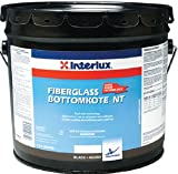 Interlux YBB379/1 Fiberglass Bottomkote NT Antifouling Paint - Black, Gallon
