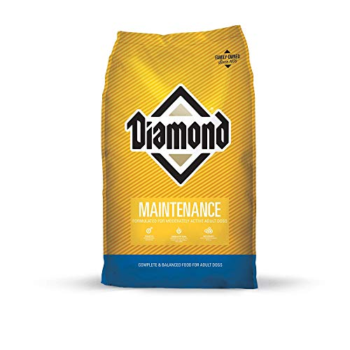 Diamond Premium Recipe Maintenance Complete And Balanced Dry Dog Food For A Moderately Active Dog, 40Lb