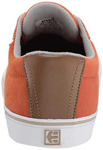 Para Jameson Etnies Vulc Hombre Patinar Zapato Marrón Bt8qpffdwF