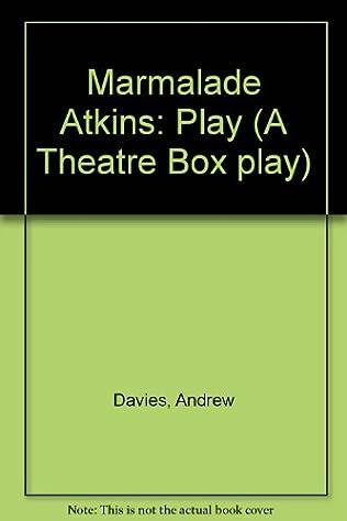 book cover of Marmalade Atkins