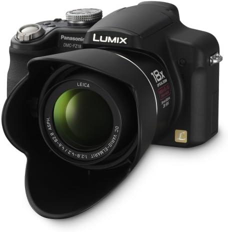 Panasonic Lumix DMC-FZ18 - Cámara Digital Compacta 8.1 MP (2.5 ...