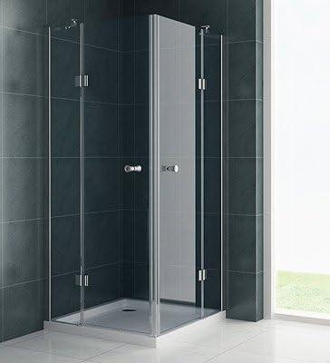 Mampara de ducha de cristal