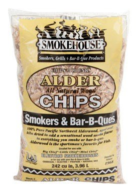 Smokehouse Products 9780 Little Chief Alder Wood Chips