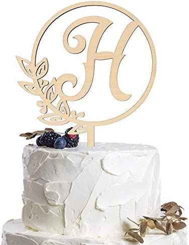 Personalized Monogram Anniversary Decoration Supplies product image