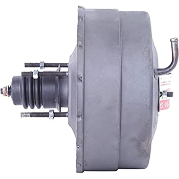 Image of Cardone 53-6006 Remanufactured Import Power Brake Booster Power Brake Systems