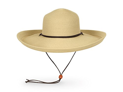 Sunday Afternoons Palm Springs Hat, Sandstone, One Size
