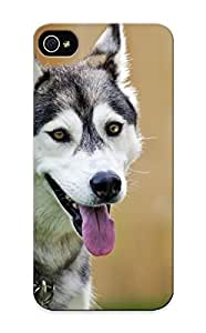 Fashion Protective Husky Case Cover Design For Iphone 5/5s