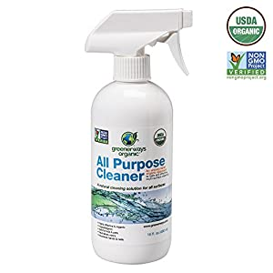 Greenerways Organic All-Purpose Cleaner - front