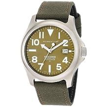 Momentum Men's 1M-SP00G6G Atlas Green Khaki Cordura Watch