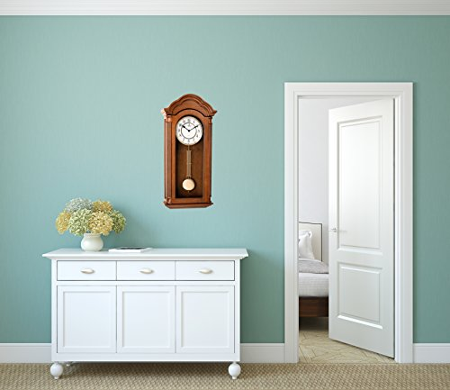 Buy chiming wall clocks large decorative