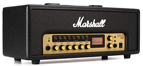 (Marshall CODE 100W Guitar Amp Head Black)