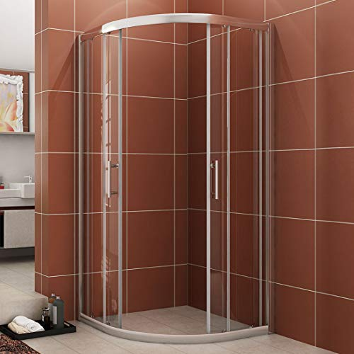 - SUNNY SHOWER Enclosure with 1/4