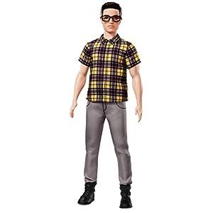 Barbie Ken Fashionistas Chill In Check Doll