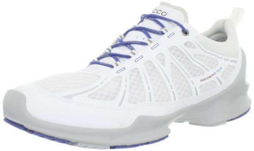ECCO Men's Biom Train Mesh Cross Trainer,White,46 EU/12-12.5 M US For Sale