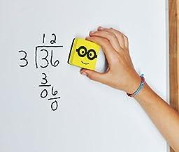 ItemMax Premium Dry Erase Erasers, Magnetic Whiteboard Eraser - 2\