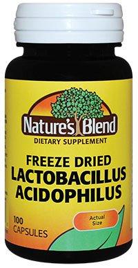 freeze dried acidophilus - 2