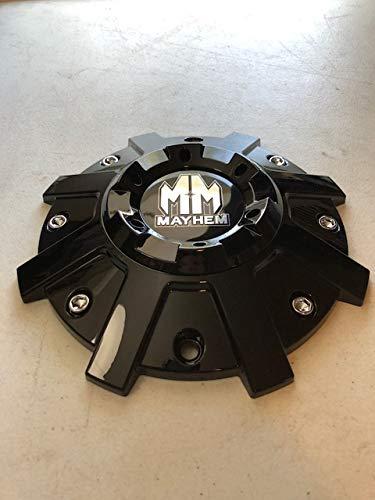 Mayhem Wheels 8105 Combat C108105B Gloss Black Center Cap