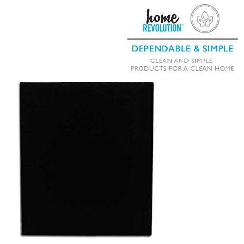 Home Revolution Replacement Carbon Pre Filter, Fits Idylis IAP-10-125 and IAP-10-150 Air Purifiers and Type B Part 302656 by Home Revolution (Image #1)