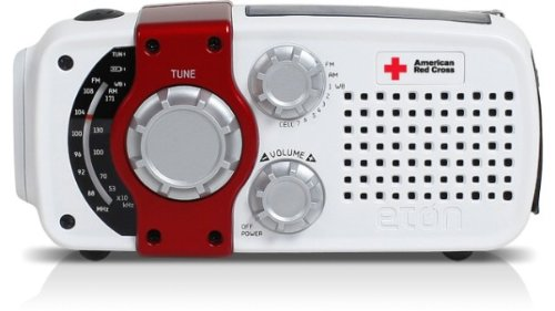 American Red Cross Emergency Weather Radio (ARCFR170WXR) (Discontinued by Manufacturer)