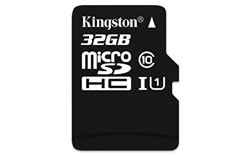 Kingston Digital 32GB Micro SDHC UHS-I Class 10 Industrial  Temp Card (SDCIT/32GBSP) by Kingston