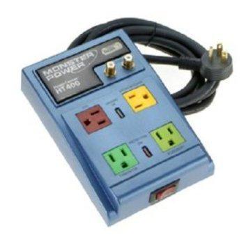 Monster Power HT 400 4-Outlet PowerCenter