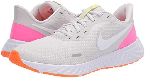 Nike Wmns Revolution 5, Zapatilla De Correr para Mujer, Platinum Tint/White Pink Blast, 38 EU: Amazon.es: Zapatos y complementos