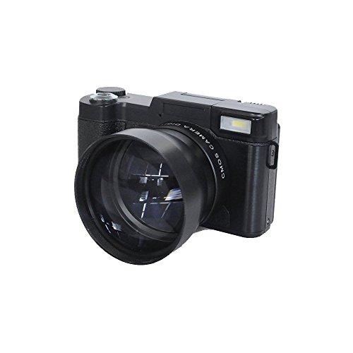 PYRUS Cámara Digital HD 22 MP de 3,0 Pulgadas con Zoom Digital y visión Nocturna: Amazon.es: Electrónica