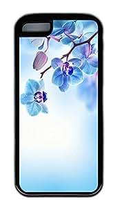 LJF phone case Fringed Iris Herb Cases For iphone 4/4s - Summer Unique Wholesale 5c Cases