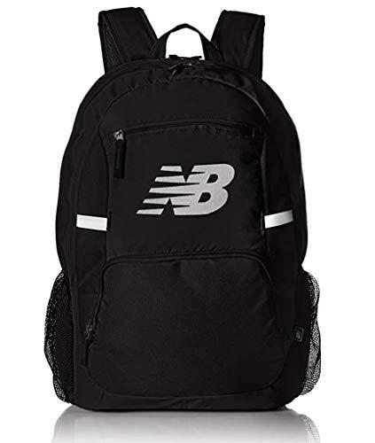 (New Balance Accelerator Backpack, Black, One)