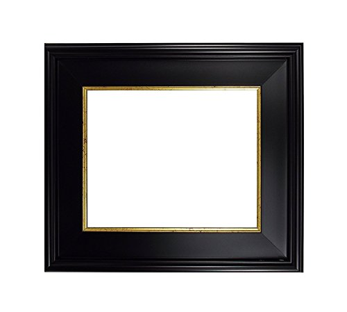 (Guerrilla Painter Lamar Plein Black/Gold Air Fine Art Frame, 8