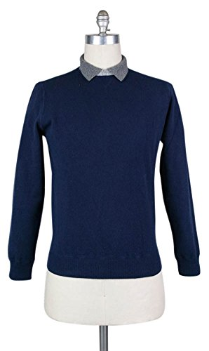 new-luigi-borrelli-navy-blue-sweater-x-large-54