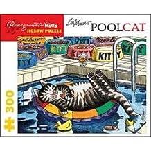 PoolCat 300-piece Jigsaw Puzzle