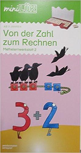 miniLÜK: Von der Zahl zum Rechnen: Aufbauende Übungen für Kinder ab ...