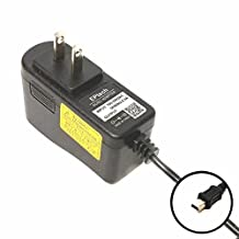 EPtech AC / DC Wall Mini USB Charger 5V 5 Volt 1A 1000mA 5V1A 5-pin AC Power Supply Adapter MP3
