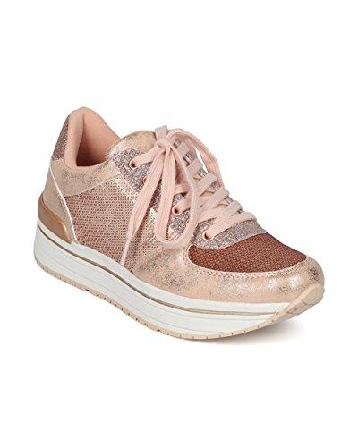 Geox Scarpe da Donna Caviglia Sneaker alta materiale di alta qualit MIX