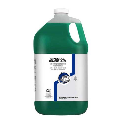 US Chemical Special Rinse Aid Additive Liquid, 1 Gallon -- 4 per case. by US Chemical